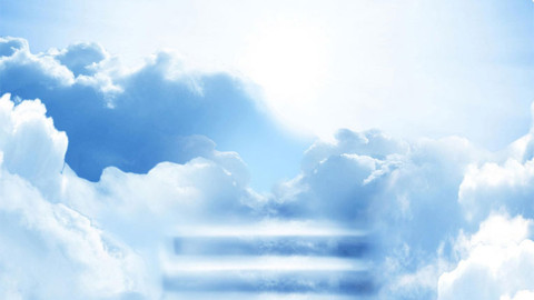 Een trap naar de hemel…