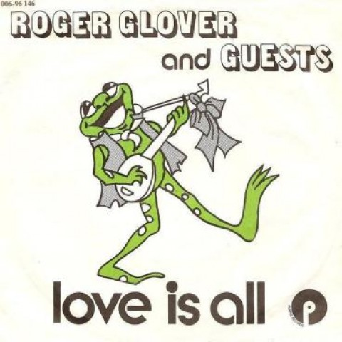 Love Is All – Roger Glover & Guests