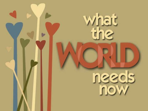What The World Needs Now – Dionne Warwick