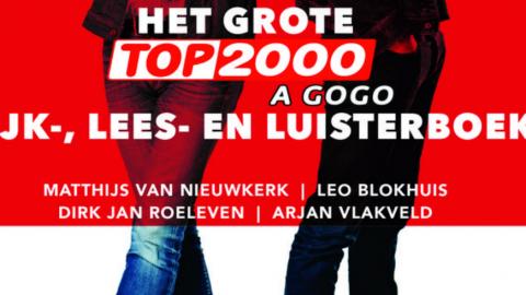 Stem en win het grote Top2000 a gogo boek (actie is afgelopen)