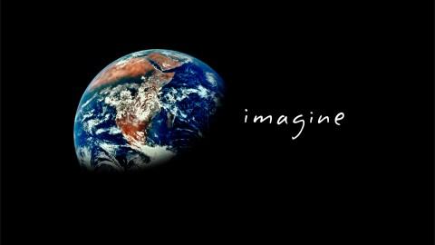 Denk je eens in…. #top2000 #imagine