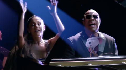 Faith – Stevie Wonder and Ariana Grande