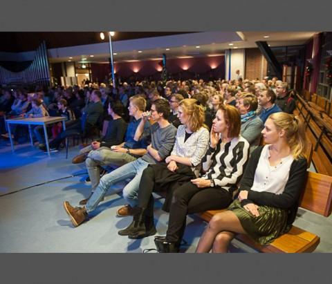 1e Top2000kerkdienst in Woerden groot succes!