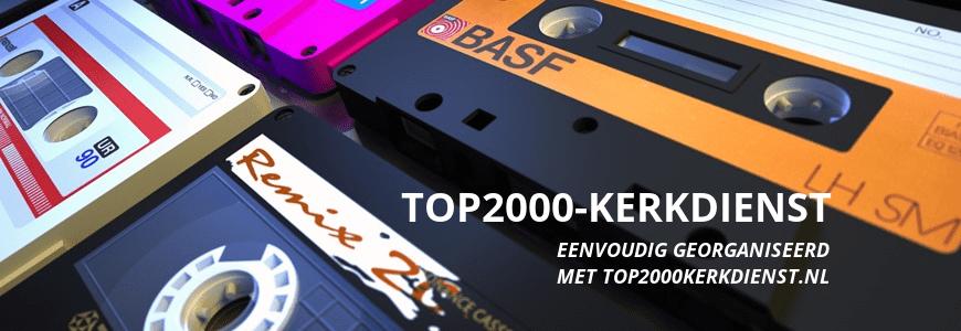 Webshop Top2000 kerkdienst