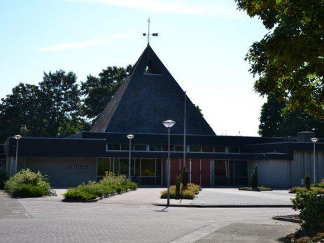 Top2000-kerkdienst in Westerbork