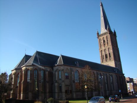 Top2000-kerkdienst in Steenwijk