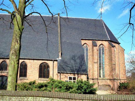Top2000-kerkdienst in Tricht