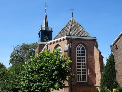 Top2000-kerkdienst in Nigtevecht