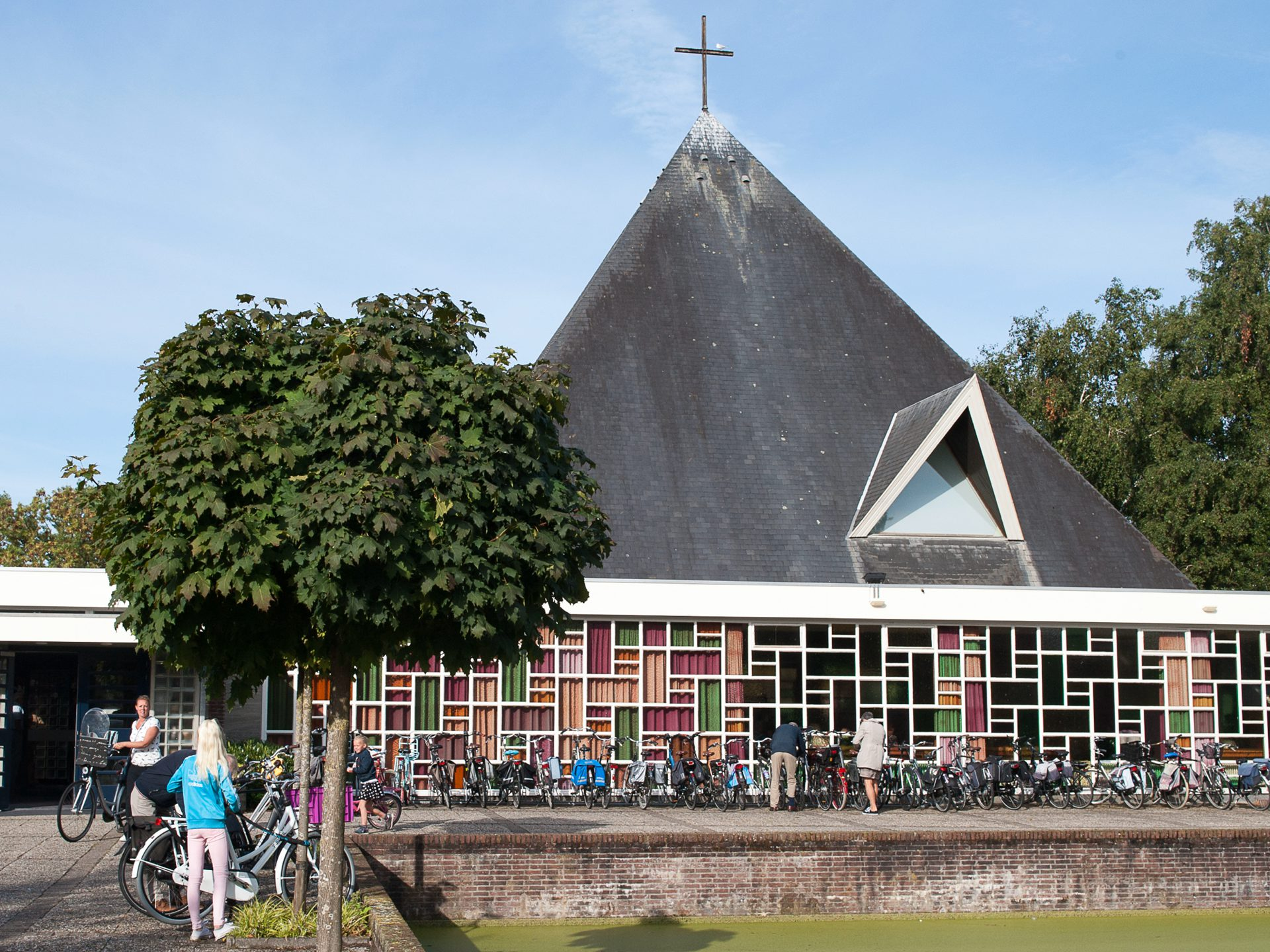 Top2000-kerkdienst in Woerden